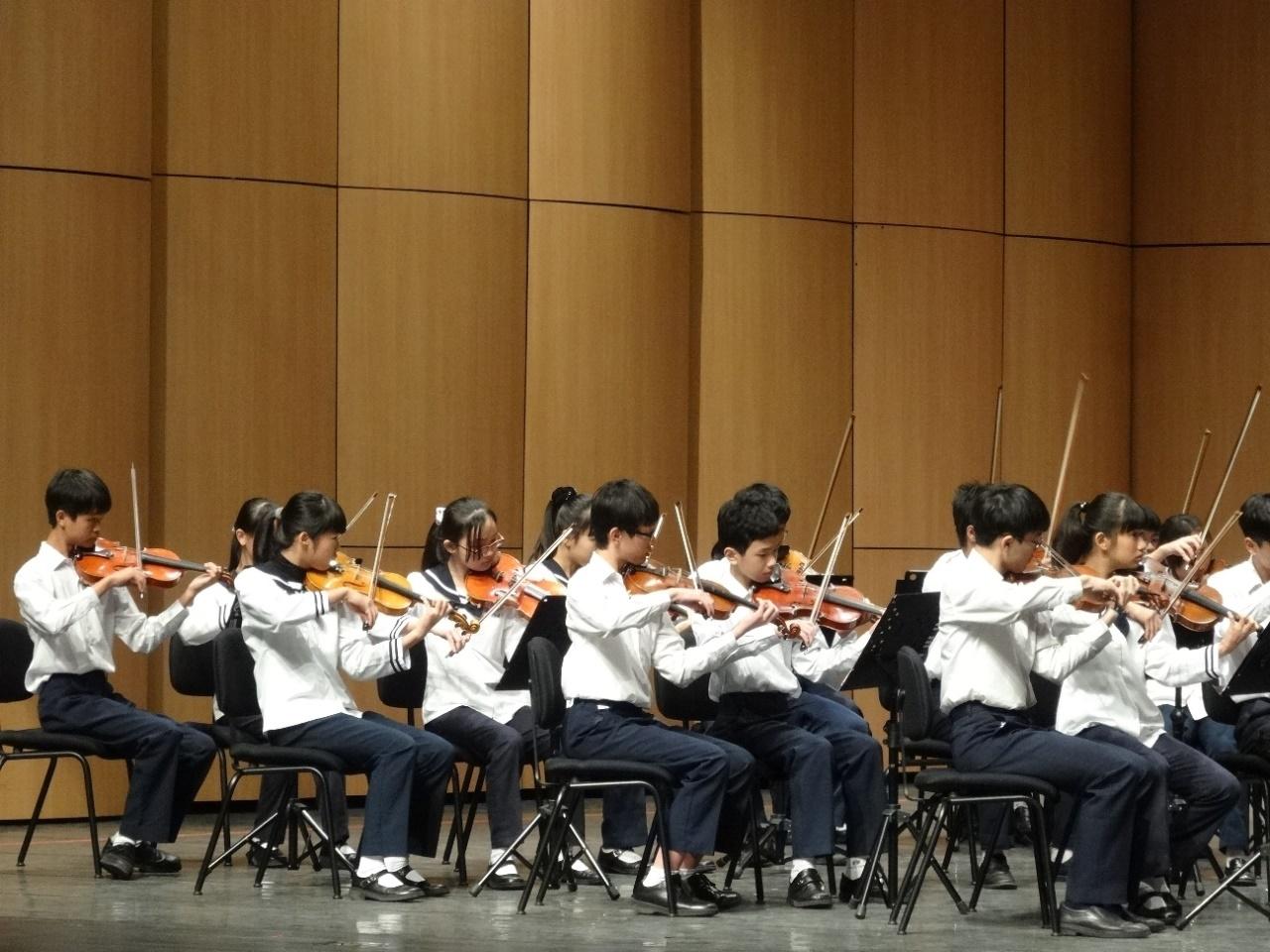 104學年度團體項目-弦樂合奏團