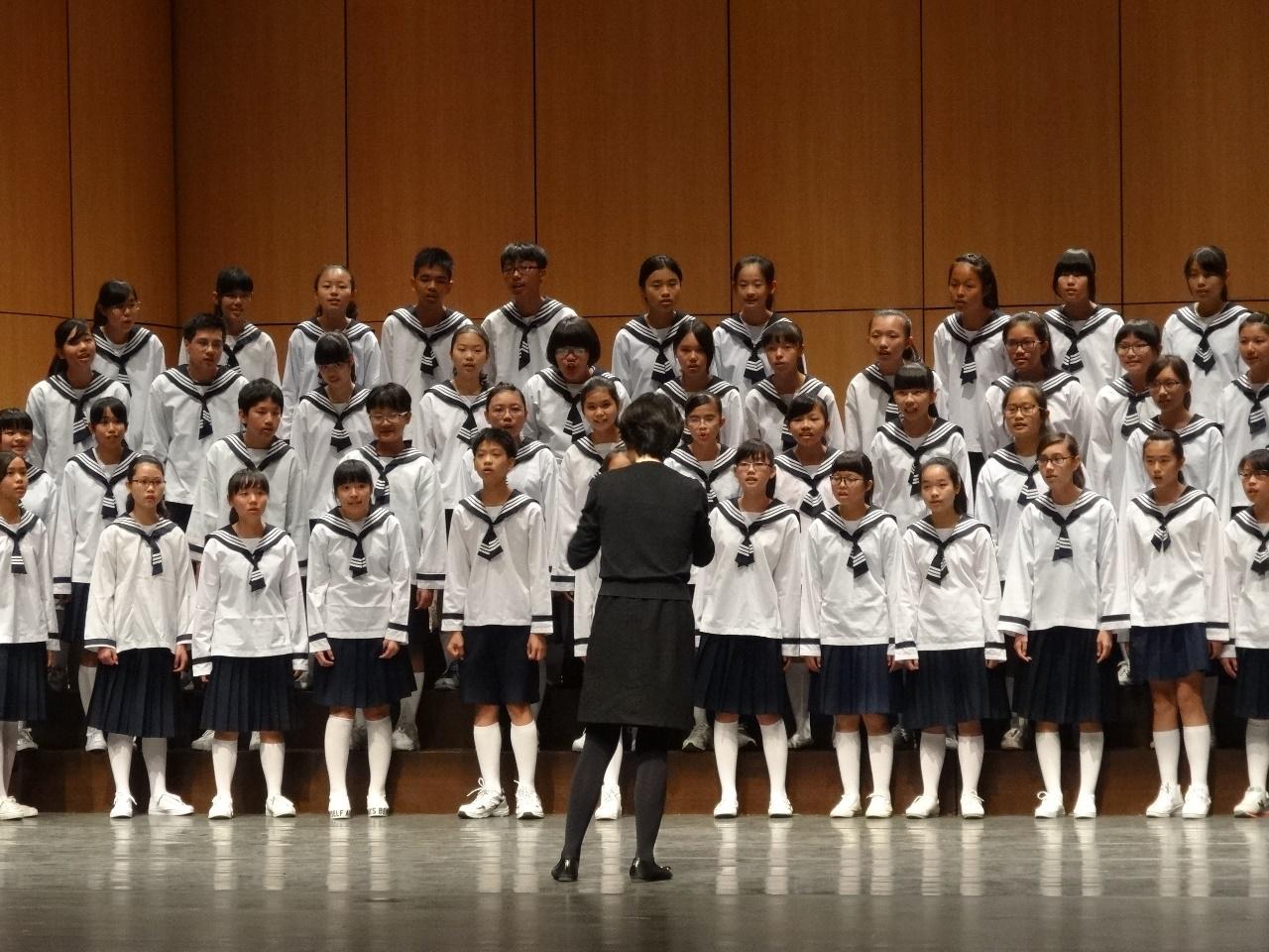 104學年度團體項目-混聲合唱