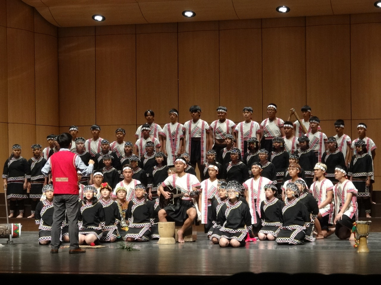 104學年度團體項目-合唱