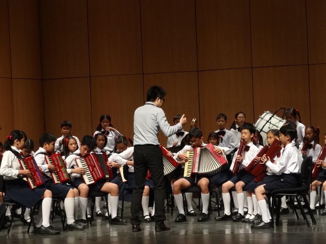 104學年度團體項目-兒童樂隊