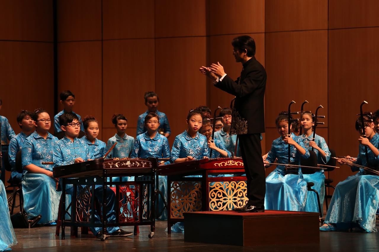 104學年度團體項目-絲竹樂合奏