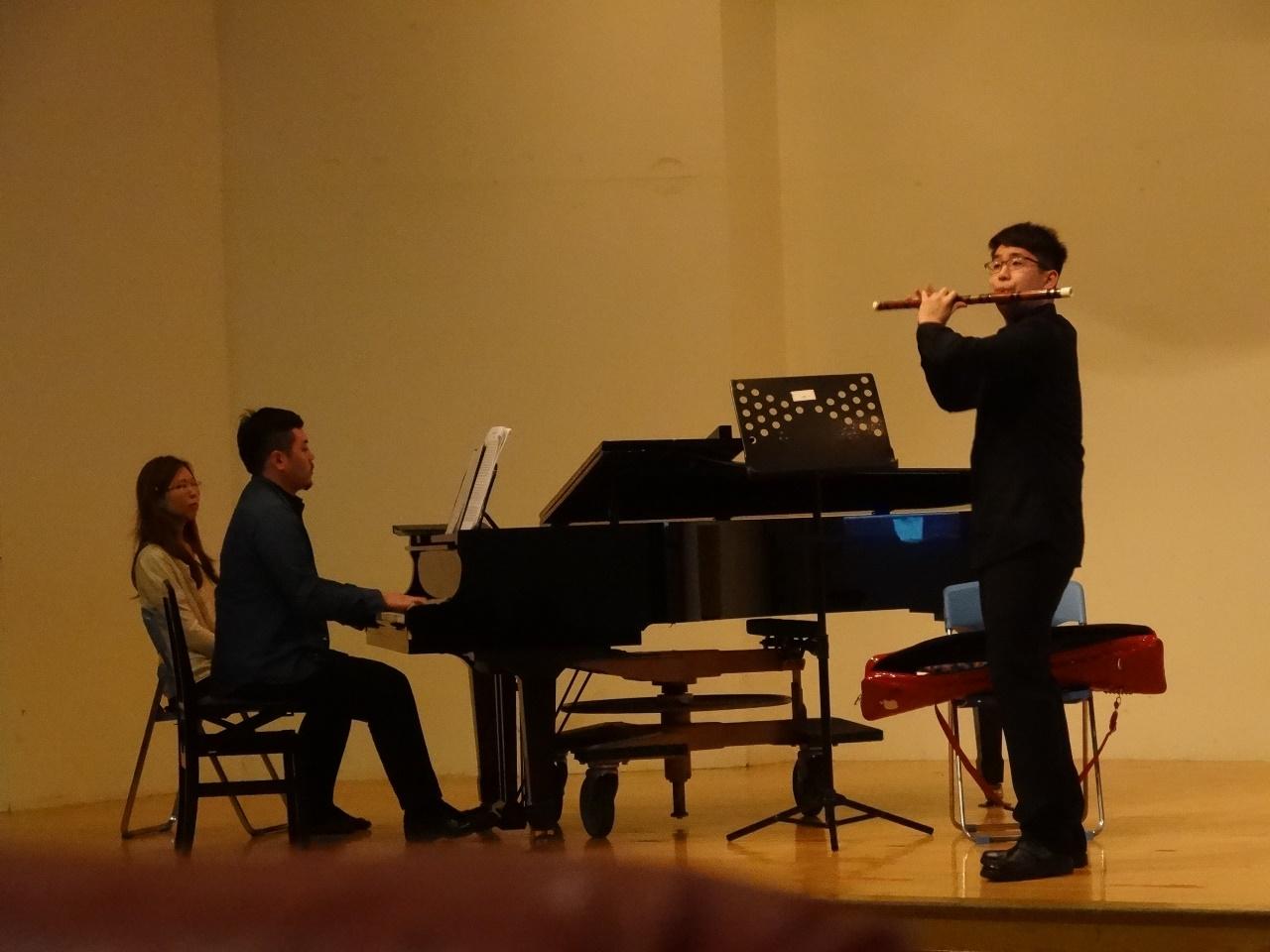 104學年度個人項目-笛獨奏
